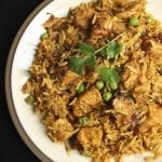 Chicken Tikka Biriyani