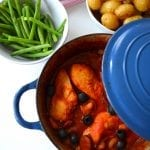 Chorizo Chicken Stew 5