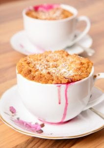 A cup of crumble; edward hayden recipe; i love cooking baking