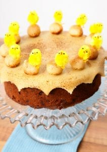 Easter Simmel Cake; Easter recipe; cake; baking; i love cooking; Edward Hayden recipe