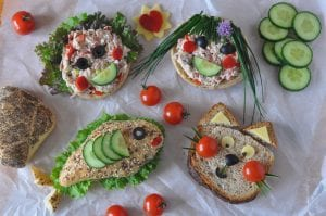 kids sandwiches, i love cooking, i love cooking ireland, recipes