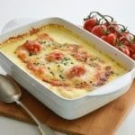 Smoked Fish Gratin recipe; fish pie recipe; fish recipe
