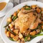 40_cloves_chicken_recipe_roast chicken_i_love_cooking ilovecooking.ie