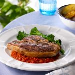 Lamb-Chops-with-Tomato-and-Smoked-Paprika-Sauce I Love Cooking