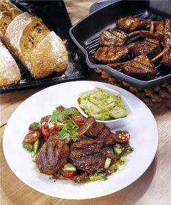 Spicy-lamb-cutlets-with-guacamole