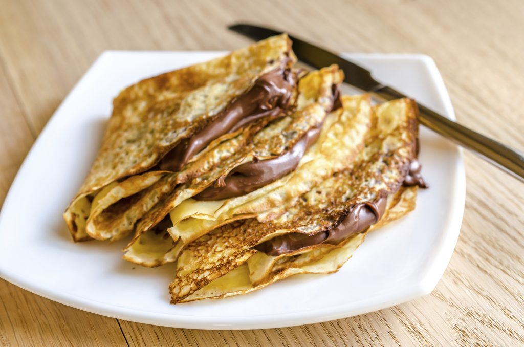 Pancake Crepes Ilovecooking