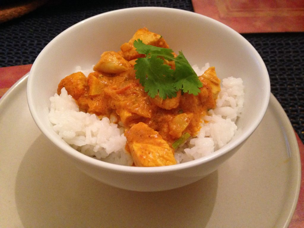 Buttered Chicken Masala