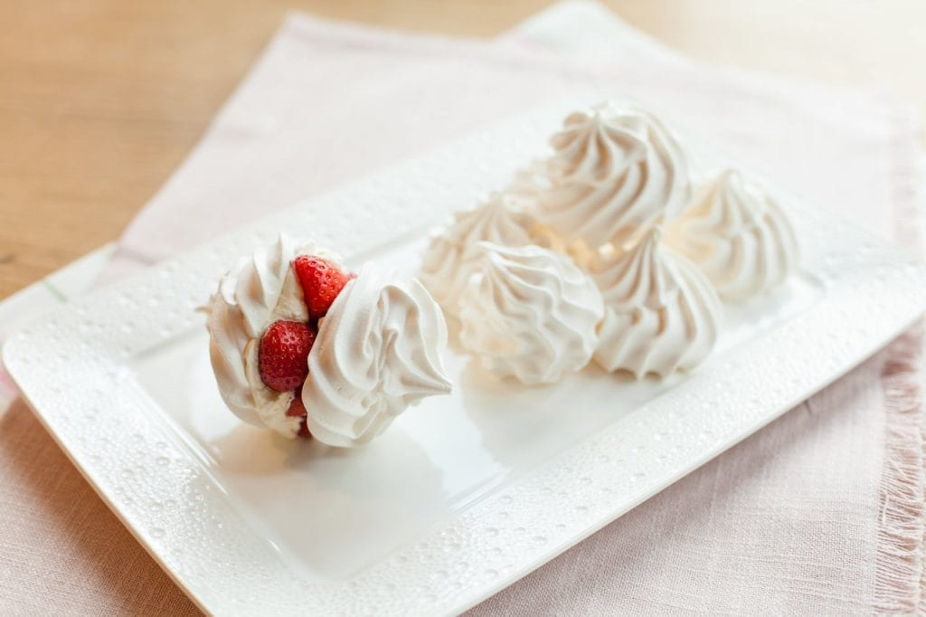 top tips for meringues