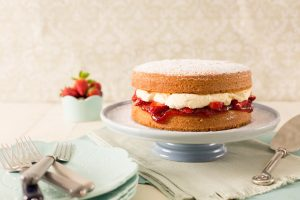 How to make the perfect Victoria Sponge, Victoria Sponge, I Love Cooking