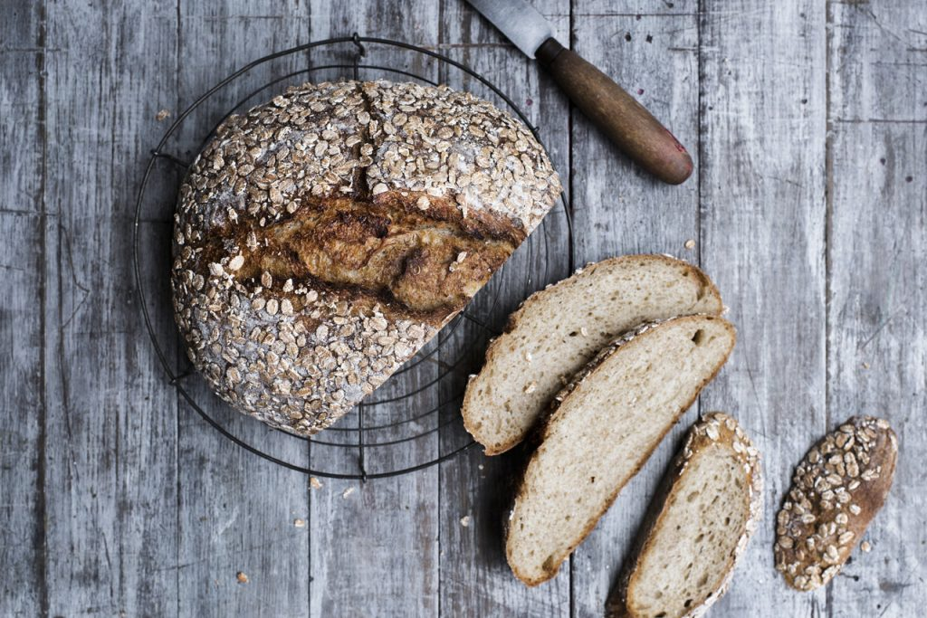 rye_and_maple_sourdough bread Jordan Bourke Healthy Baking i Love Cooking