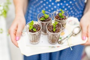 Healthier Treats For Kids: Minty Choco-Mole Mousse Pots, Sharon Hearne Smith, Healthy Treats, I Love Cooking Ireland