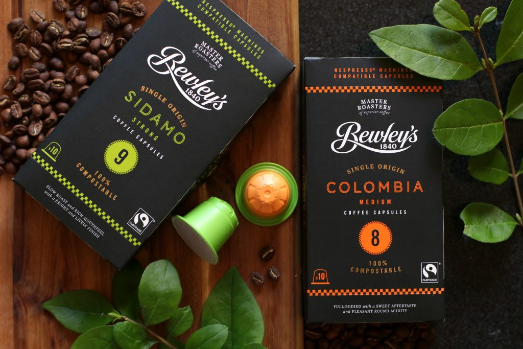 Bewleys Compostable Coffee Capsules