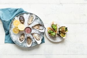 Niall Sabongi's Rocker Oysters, Klaw restaurant, irish food, i love cooking