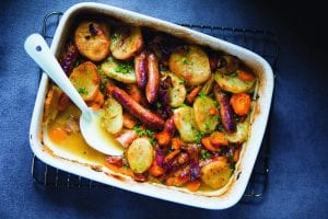 Brian McDermott, Coddle, St Patrick's Day recipes, Traditional Irish recipes