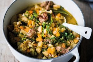 Brian McDermott's Irish Stew recipe, irish stew, St Patricks Day recipes