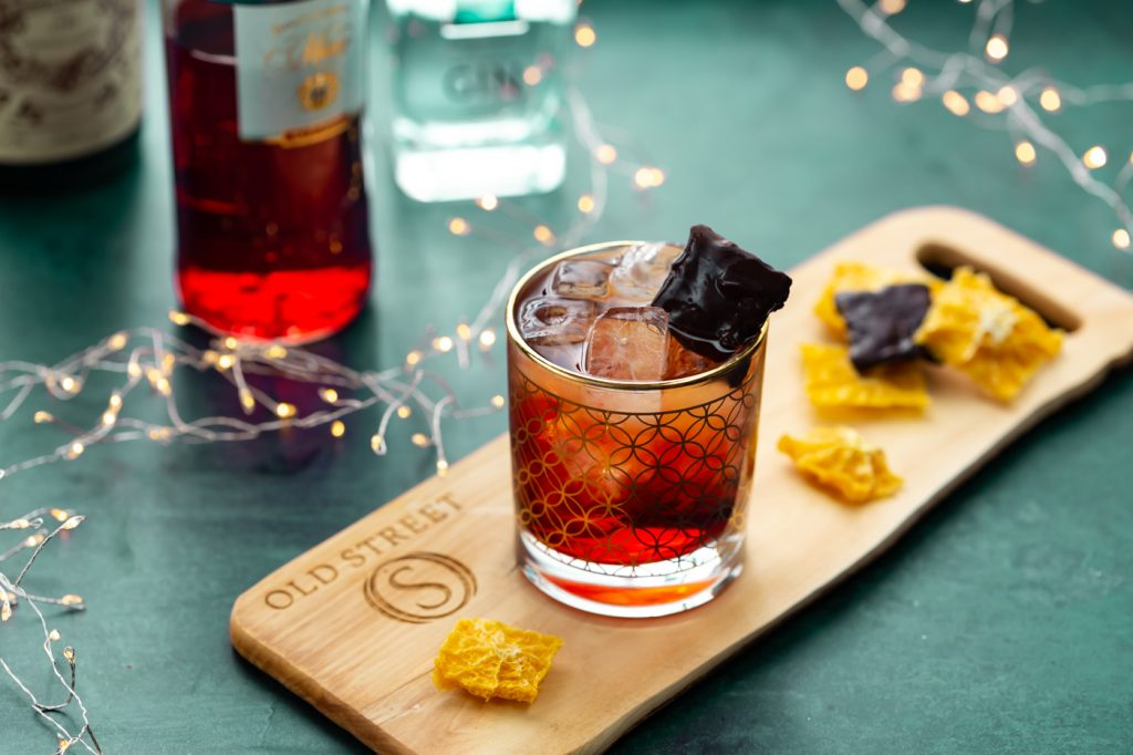 Negroni Cocktail Recipe, I Love Cooking, Old Street
