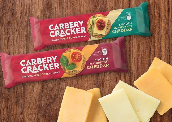 Carbery Cracker Cheese