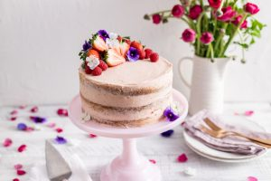 Keelings Summer Cake